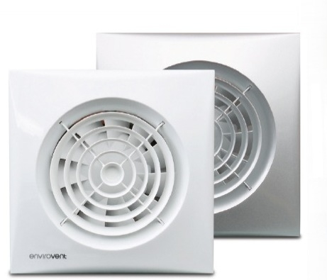Silent 100T Extract Fan - Condensation Solutions